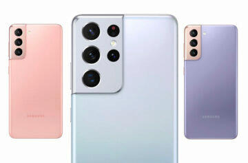 Evropské ceny řady Galaxy S21