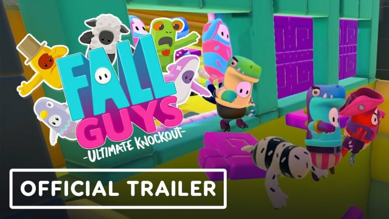Fall Guys: Ultimate Knockout - Official Trailer | Summer of Gaming 2020