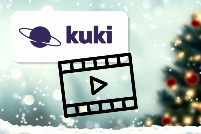 filmy zdarma Kuki Vánoce 2020