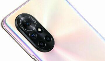 fotoaparát huawei