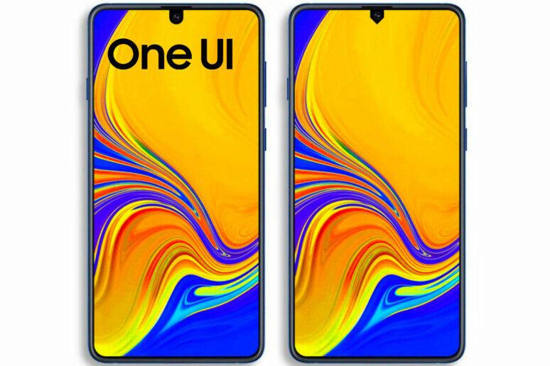 Galaxy A90 One UI 2.5