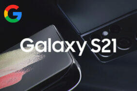 Galaxy S21 Google objevit