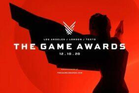 Game Awards 2020 nejlepší hry roku