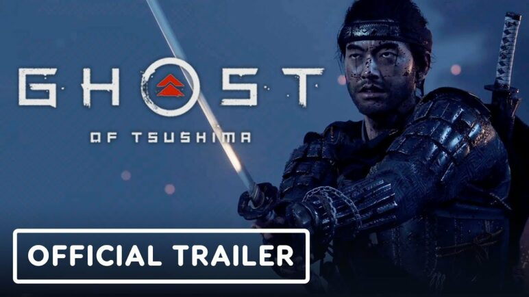 Ghost of Tsushima - Official Story Trailer