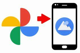 Google Fotky vzpomínky tapeta