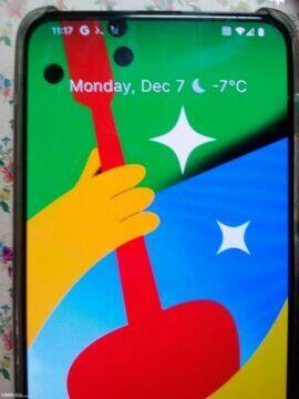 google telefon snapdrgon 865