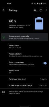 Google Pixel Adaptivni nabijeni