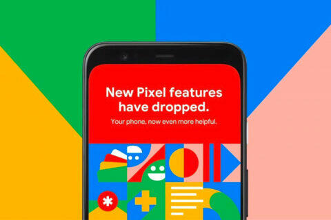 Google Pixel Feature Drop