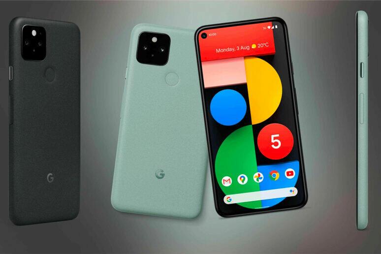 google pixel nový telefon