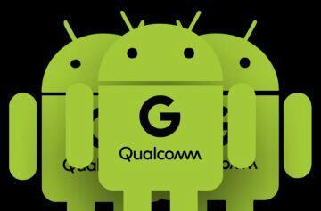 Google Qualcomm Android tři aktualizace