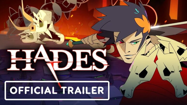 Hades - Official Animated Trailer