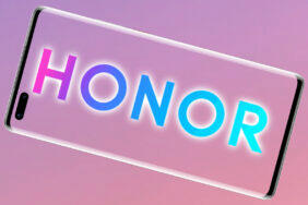 honor v40 render design