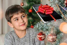 jak nastavit telefon pro dítě