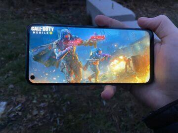 levný herní mobil