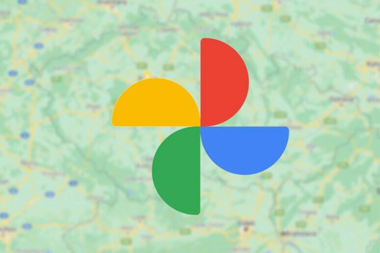 mapa fotky google