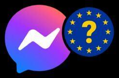 Messenger funkce v Evropě