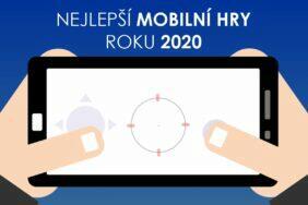 nejlepší mobilní hry 2020