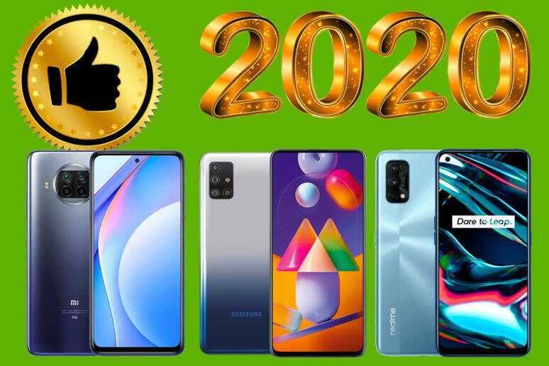 Nejlepší mobilní telefony do 8 000 Kč