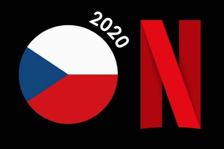 nejsledovanější Netlfix filmy seriály 2020 ČR
