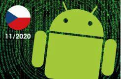 největší Android hrozby listopad 2020