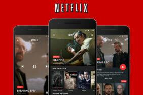 Netflix pro Android vypnout obraz