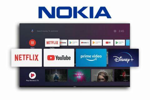 Nokia televize přichází do EU
