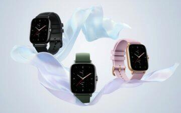 nové a levné hodinky xiaomi amazfit