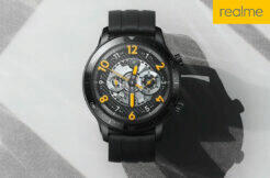 nové chytré hodinky realme
