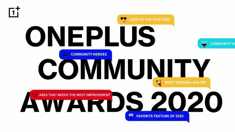 OnePlus Community Awards 2020