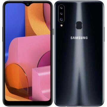 porovnání Xiaomi POCO M3 Samsung Galaxy A20s Galaxy komplet