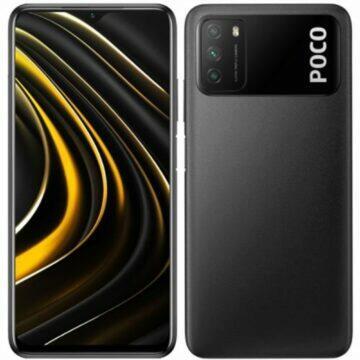 porovnání Xiaomi POCO M3 Samsung Galaxy A20s POCO komplet
