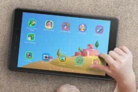 potenciální tablet Galaxy (Tab) M62