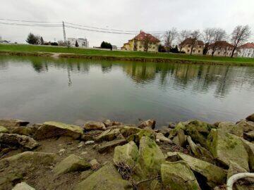 Realme 7i foto řeka superširoký