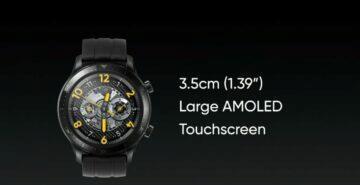Realme Watch S Pro oficiálně představeny