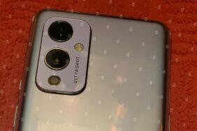reálné fotografie OnePlus 9