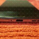 reálné fotografie OnePlus 9 konektor