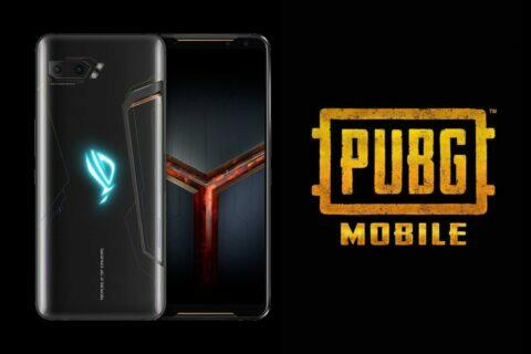 ROG Phone II PUBG Mobile 90 FPS