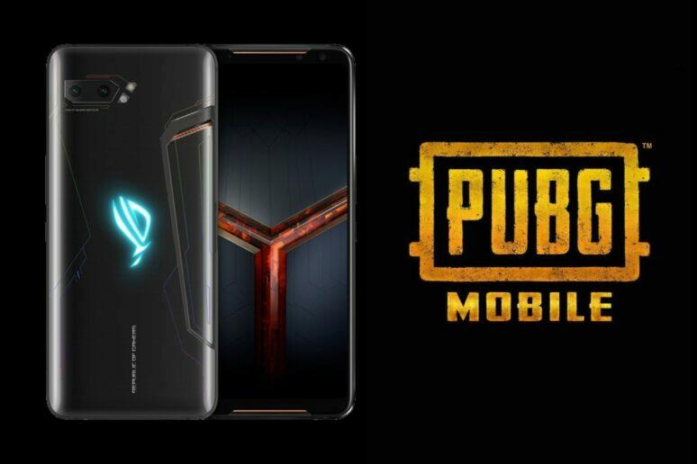 ROG Phone II PUBG Mobile 90 FPS