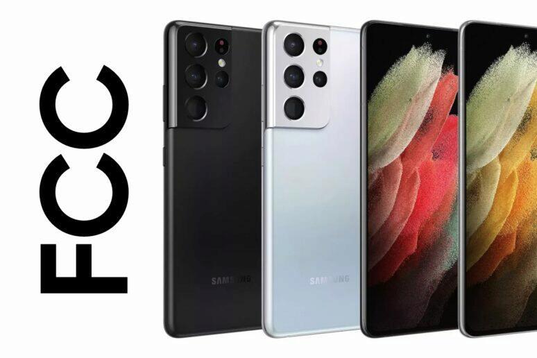 Samsung Galaxy S21 Ultra FCC