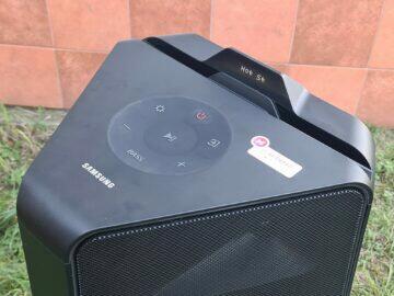 Samsung MX-T70 horní strana