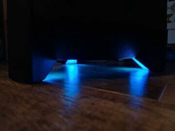 Samsung MX-T70 světlo podlaha