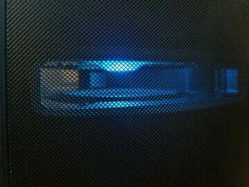 Samsung MX-T70 světlo střed