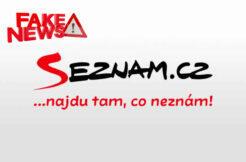 Seznam.cz upozorní na dezinformační weby