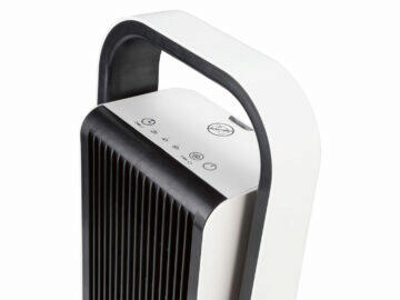 Silvercrest Zigbee Keramický topný ventilátor LIDL ovládání