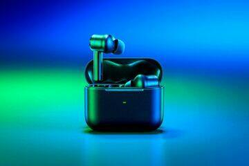 sluchátka razer anc