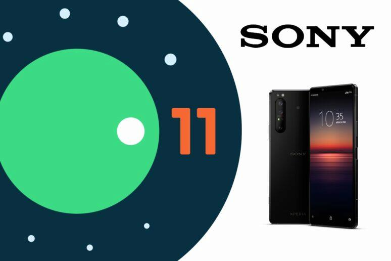 Sony Android 11
