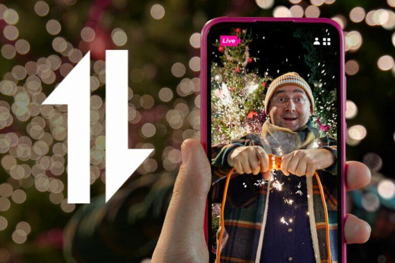 T-Mobile data zdarma Vánoce 2020