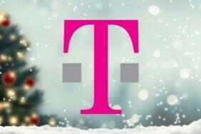 T-Mobile Vánoce 2020