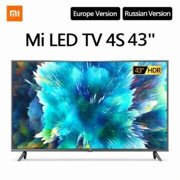 televize Xiaomi Mi LED TV 4S 43