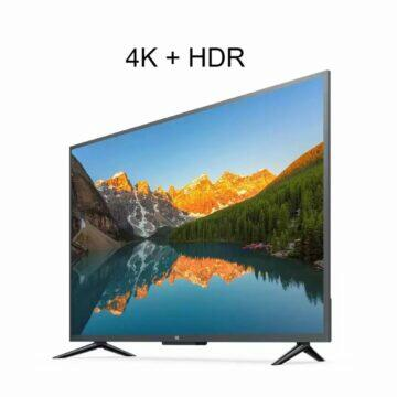 televize Xiaomi Mi LED TV 4S 43 bok